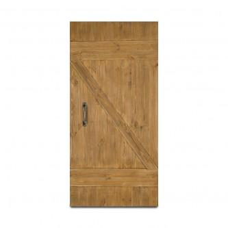 Sliding door ZOE solid wood
