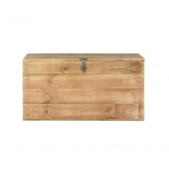 Coffre de rangement HUGO en bois massif