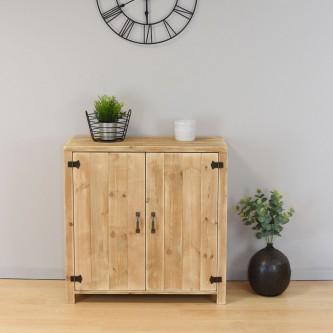 Sideboard LEON 2 doors solid wood