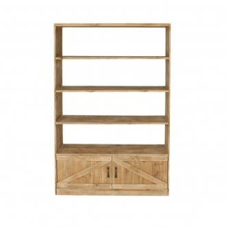 Bookcase APOLLINE 4 levels...
