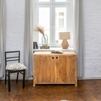 Sideboard ERNEST 2 wooden doors