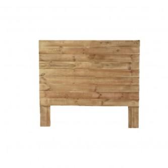 Tête de lit L90 IDA en bois massif