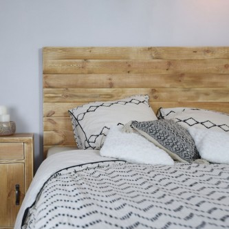 Tête de lit IDA L90 bois massif