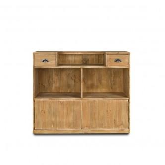 Wine bar GUSTAVE 2 drawers...