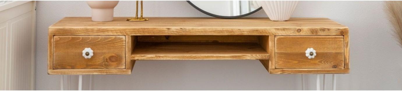 Meubles pour bureau en bois massif   Dendro